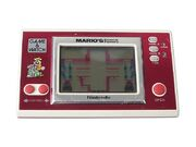 Nintendo game and watch - Marios cement factory