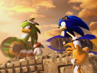 Jet and Sonic part ways