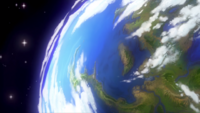 Earth Sonic Boom