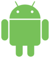 Android robot 2014