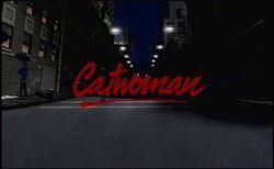 DC Showcase Catwoman