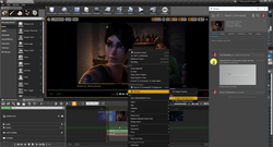 Unreal Engine 4 screenshot