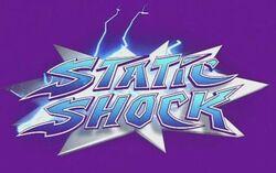 Static Shock (TV logo)