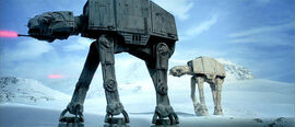 All Terrain Armored Transport in Star Wars