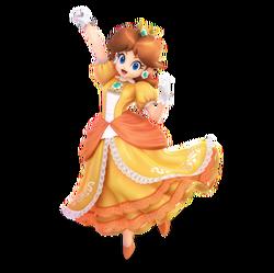 Daisy Super Smash Bros Ultimate