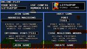 Mari0 Online Multiplayer Co-op screenshot