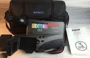 RCA AutoShot VHS Camcorder