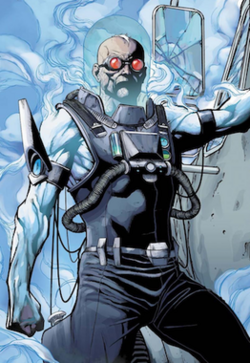 Mr. Freeze Batman Annual Vol 2 1