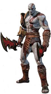 Kratos God of War III