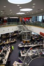 BBC Television Centre Newsroom KristynaM Flickr