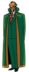 Animated Ra's al Ghul