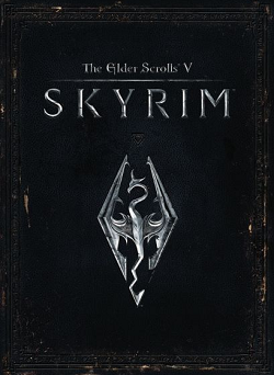 The Elder Scrolls V Skyrim cover