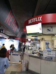 Netflix at Thong Lor