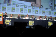 Batman v Superman - Dawn of Justice cast by Gage Skidmore