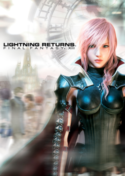 Lightning Returns Final Fantasy XIII Cover Art