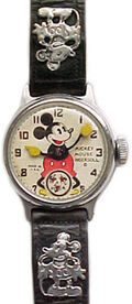 Mickey Mouse Ingersoll watch 1933