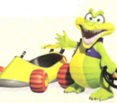 Krunch (Diddy Kong Racing)