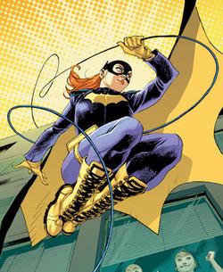 Barbara Gordon Batgirl Vol 5 4