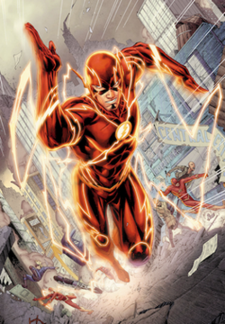 Barry Allen Flash Vol 4 30