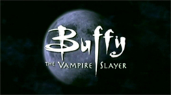 Buffy the Vampire Slayer title card