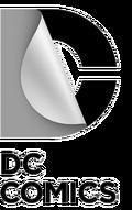 DC comics logo 2012
