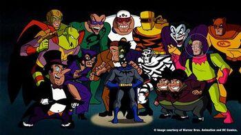 Batman villains other media