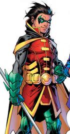 Damian Wayne Rebirth