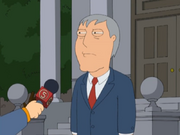 Adam West Family Guy