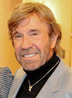 Chuck Norris May 2015