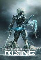 Metal Gear Rising Cover