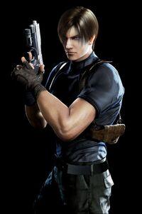 Resident Evil Degeneration - Leon Scott Kennedy render