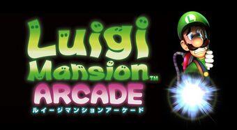 Luigi S Mansion Arcade Ultimate Pop Culture Wiki Fandom