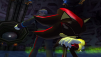 Shadow and the Commander