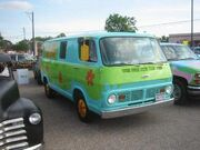 Mystery Machine van