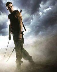 Ryan Reynolds as Wade Wilson.jpg