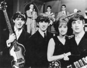 The Beatles and Lill-Babs 1963