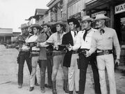Warner Brothers television westerns stars 1959