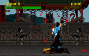 Fatality (Mortal Kombat screenshot)