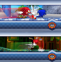 PSP - Sonic Rivals 2 - Loading Screens
