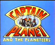 Captain Planet Logo