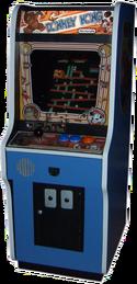 Donkey Kong arcade at the QuakeCon 2005