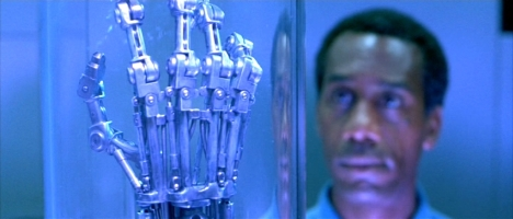 Terminator 2 Endoskeleton Arm