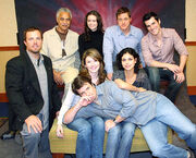 Firefly cast 2005 flanvention 1