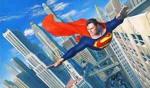 Superman-Look Up in the Sky