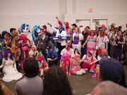 Bronycon summer 2012 cosplay session