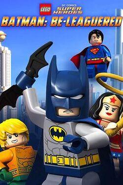 Lego DC Comics Batman Be Leaguered
