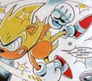 Super Sonic (Sonic the Comic)