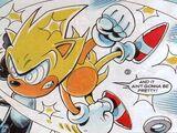 Super Sonic (Sonic the Comic)