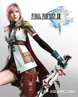 Final Fantasy XIII EU box art