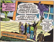 Superman museum in Metropolis